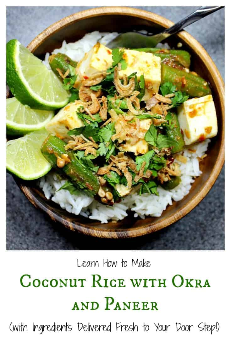 Too Busy To Make Dinner - Coconut Rice