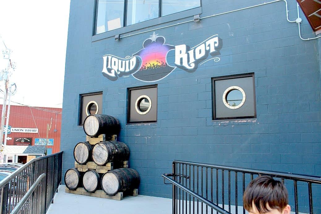 Portland, Maine Liquid Riot
