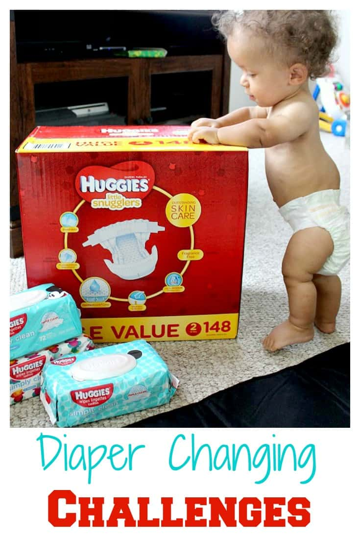Diaper Changing Challenges