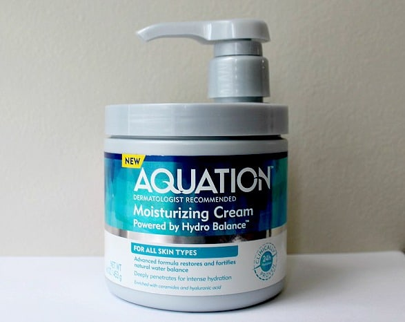 Skin Hydration with Aquation