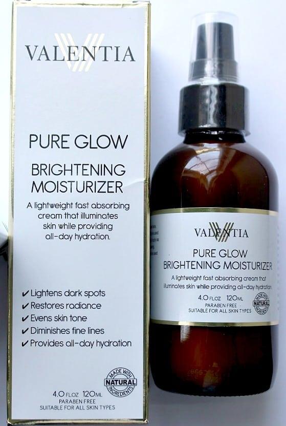 Pure Glow Brightening Moisturizer
