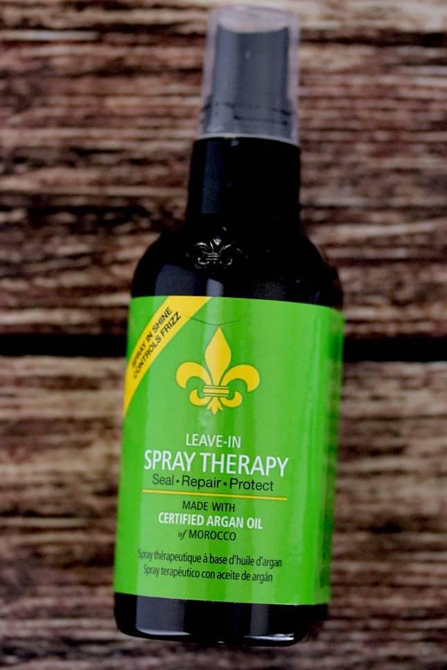 DermOrganic Shine Spray