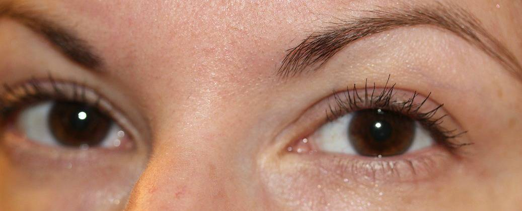 Before Georgie Beauty Lashes