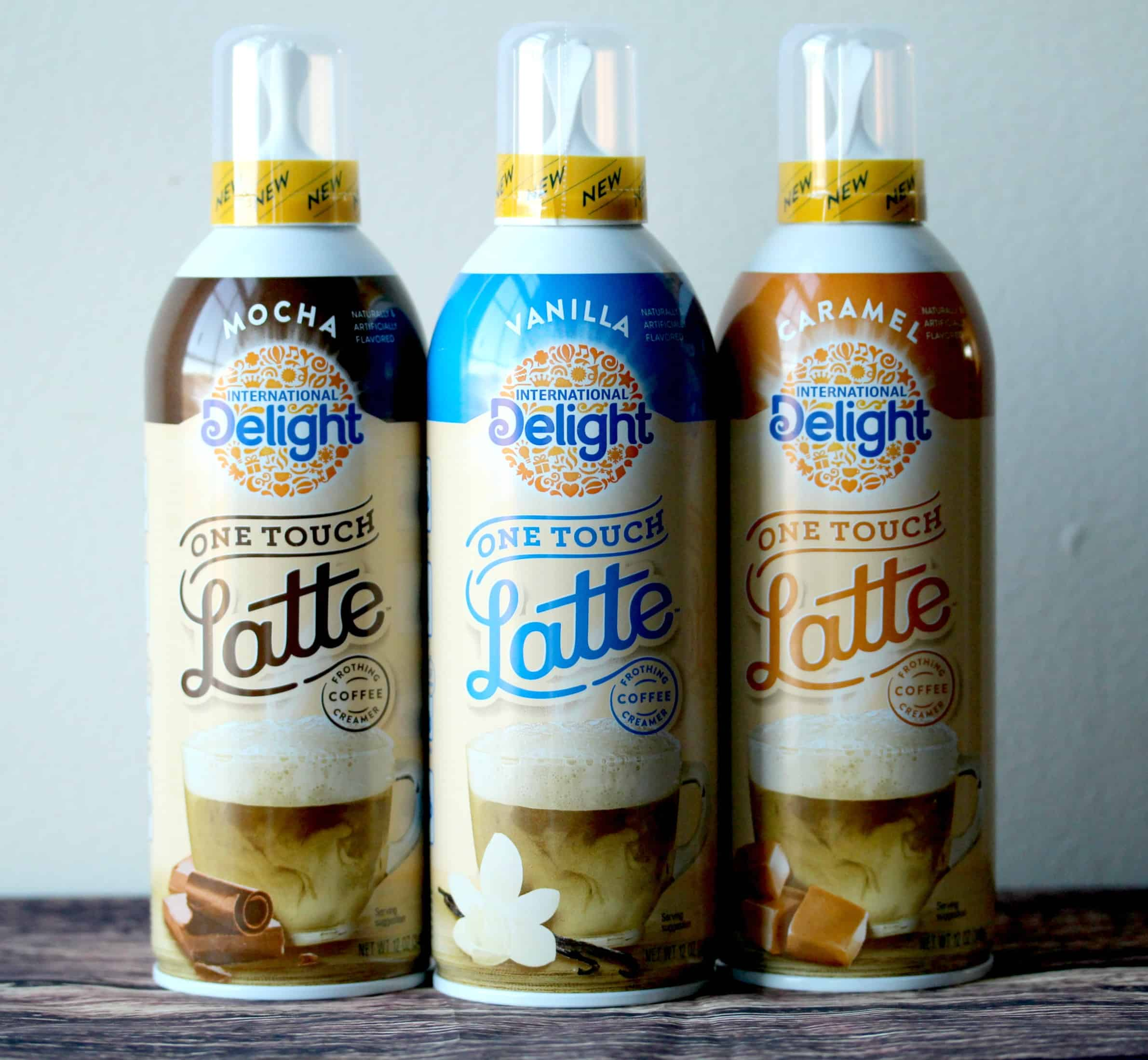 International Delight - One Touch Latte