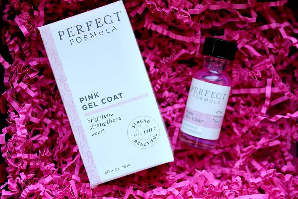 Perfect Formula Pink Gel Coat