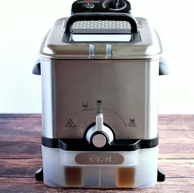 T-Fal Ultimate EZ Clean Deep Fryer