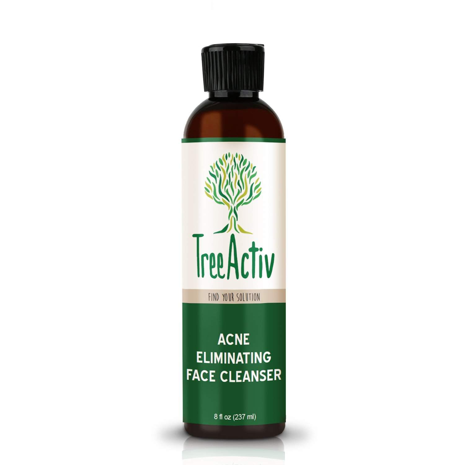 TreeActiv Natural Facial Cleanser