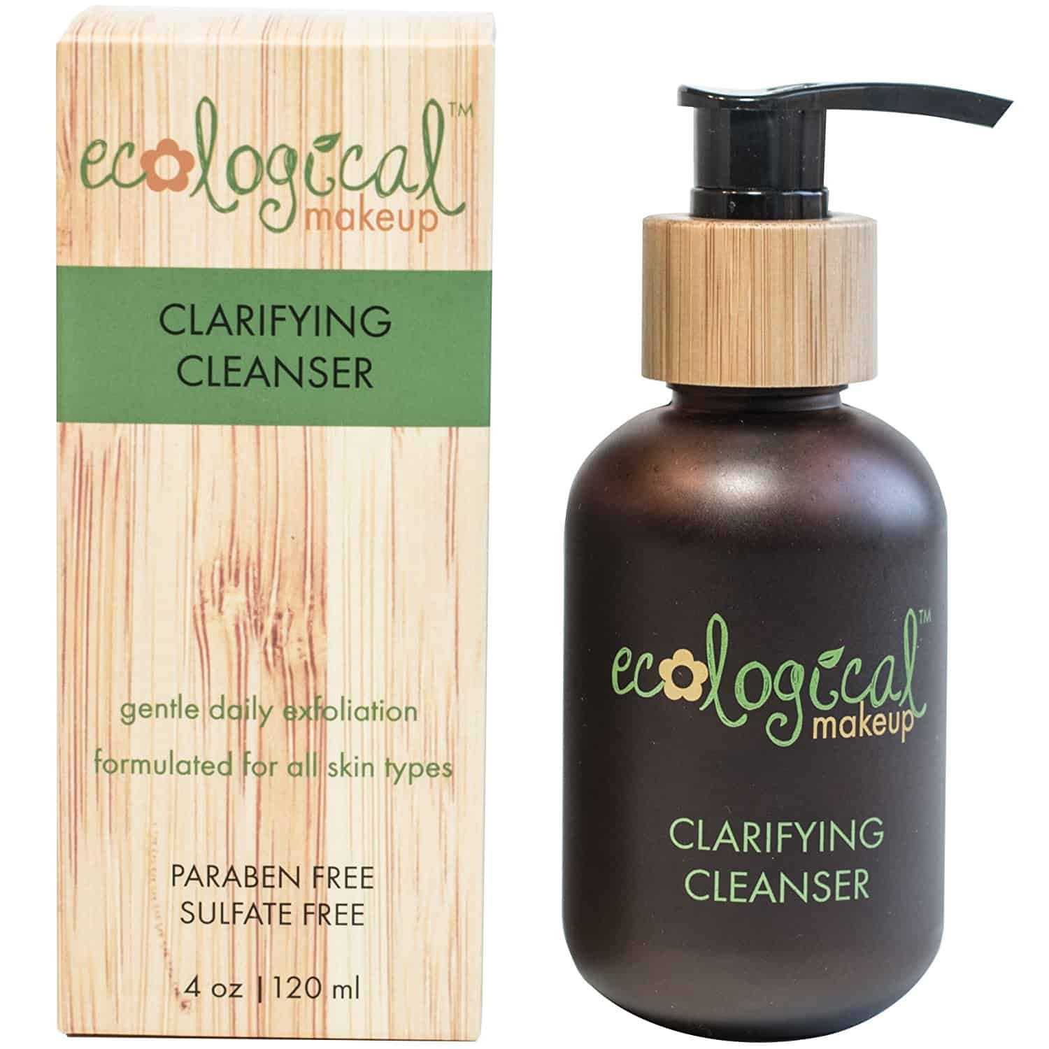 Ecological Makeup Clarifying Cleanser Natural Cleanser