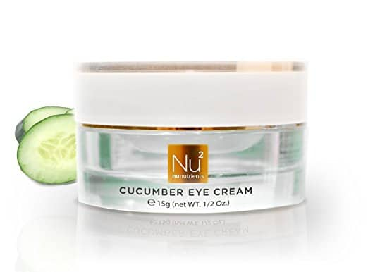 NuNutrients Cucumber Eye Cream