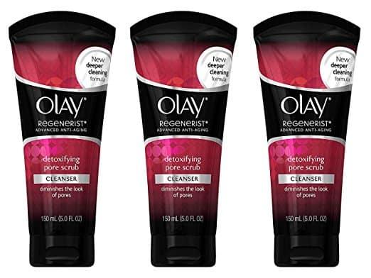 Olay Regenerist Detoxifying Pore Scrub
