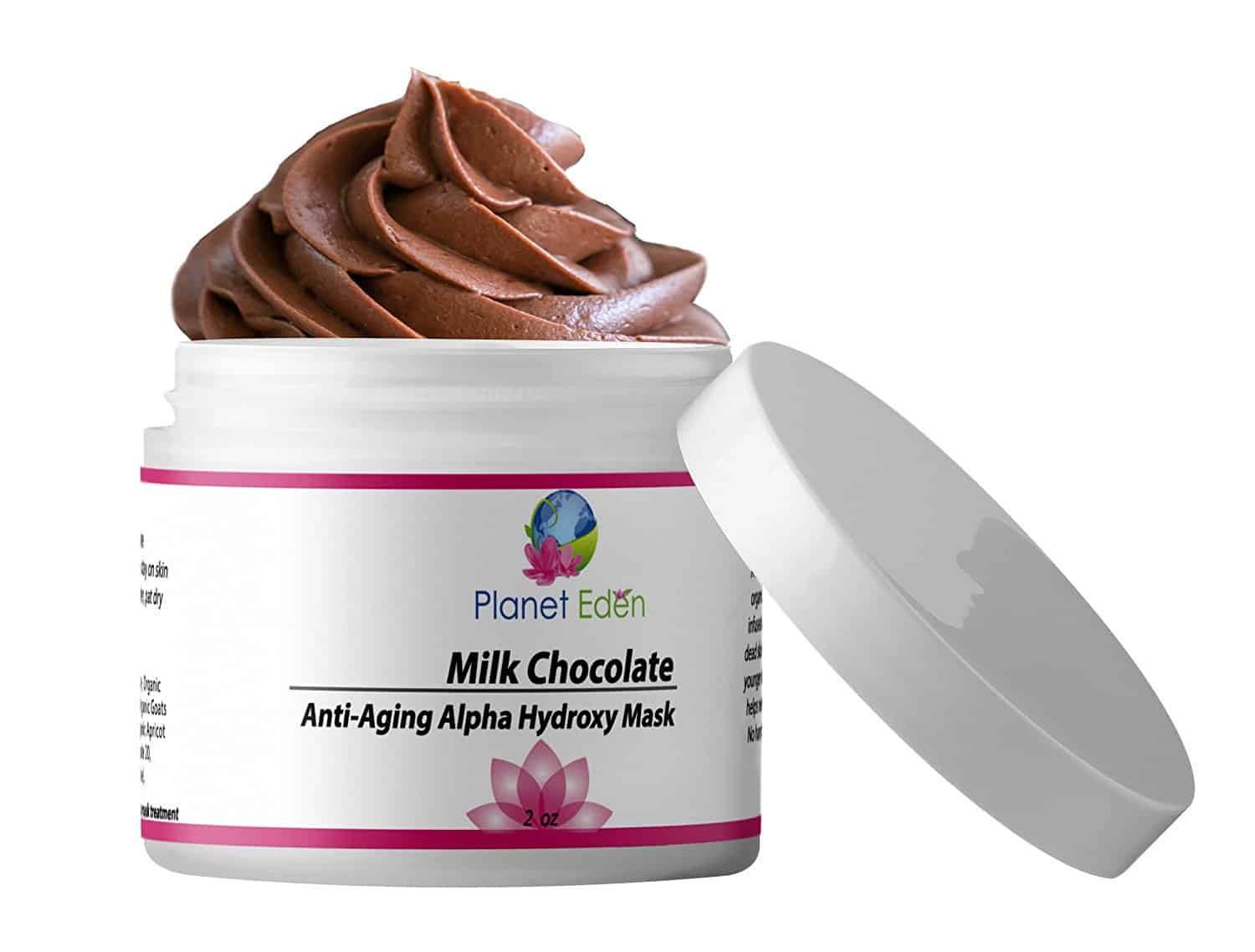 Planet Eden Milk Chocolate Anti-aging Face Mask