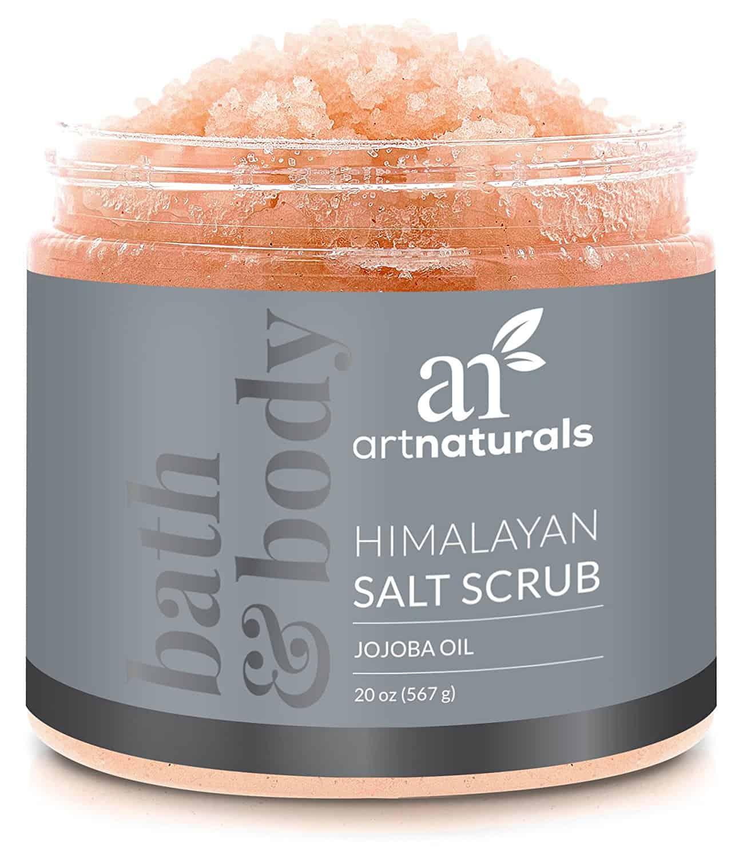 Art Naturals Himalayan Salt Scrub