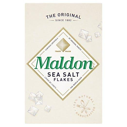 Flaked Salt