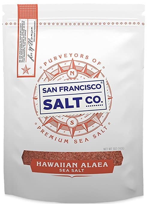 Hawaiian Red Salt