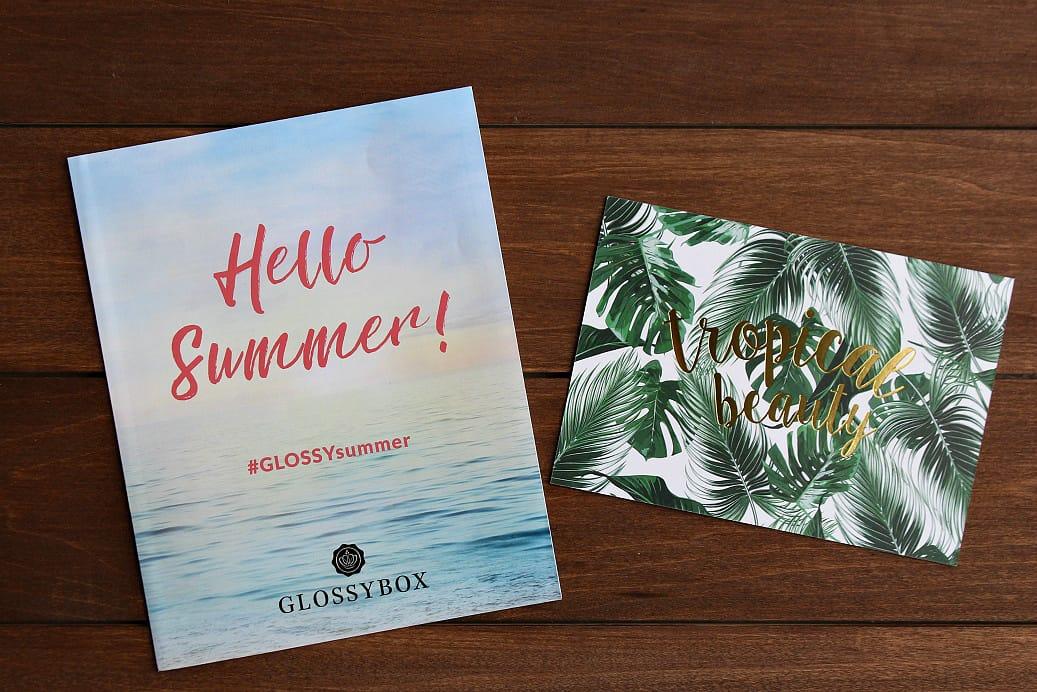 Hello Summer - Tropical Beauty