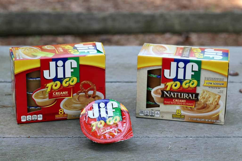 Jif To Go® Peanut Butter