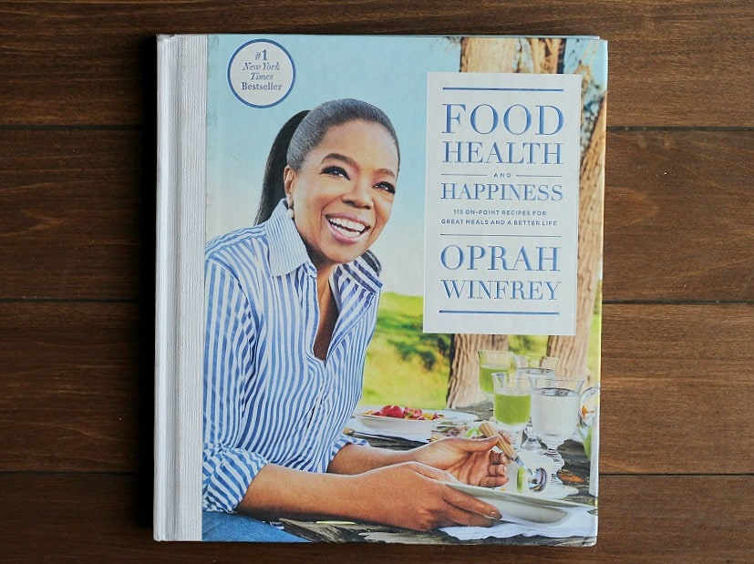 Oprah Winfrey Food, Health, and Happiness Cookbook