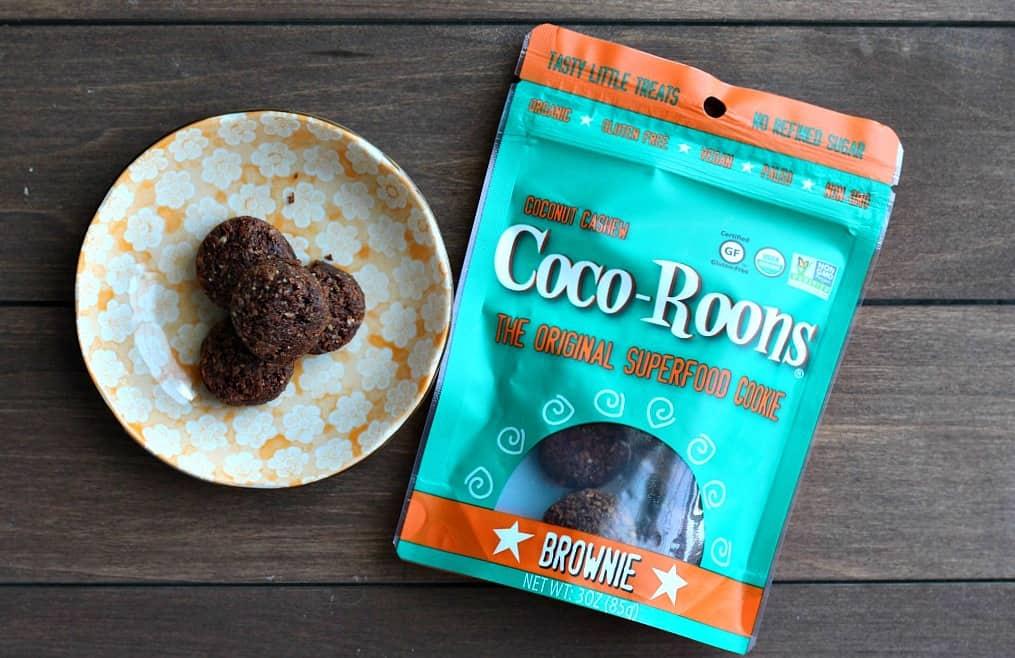 Brownie Coco-Roons Cookies
