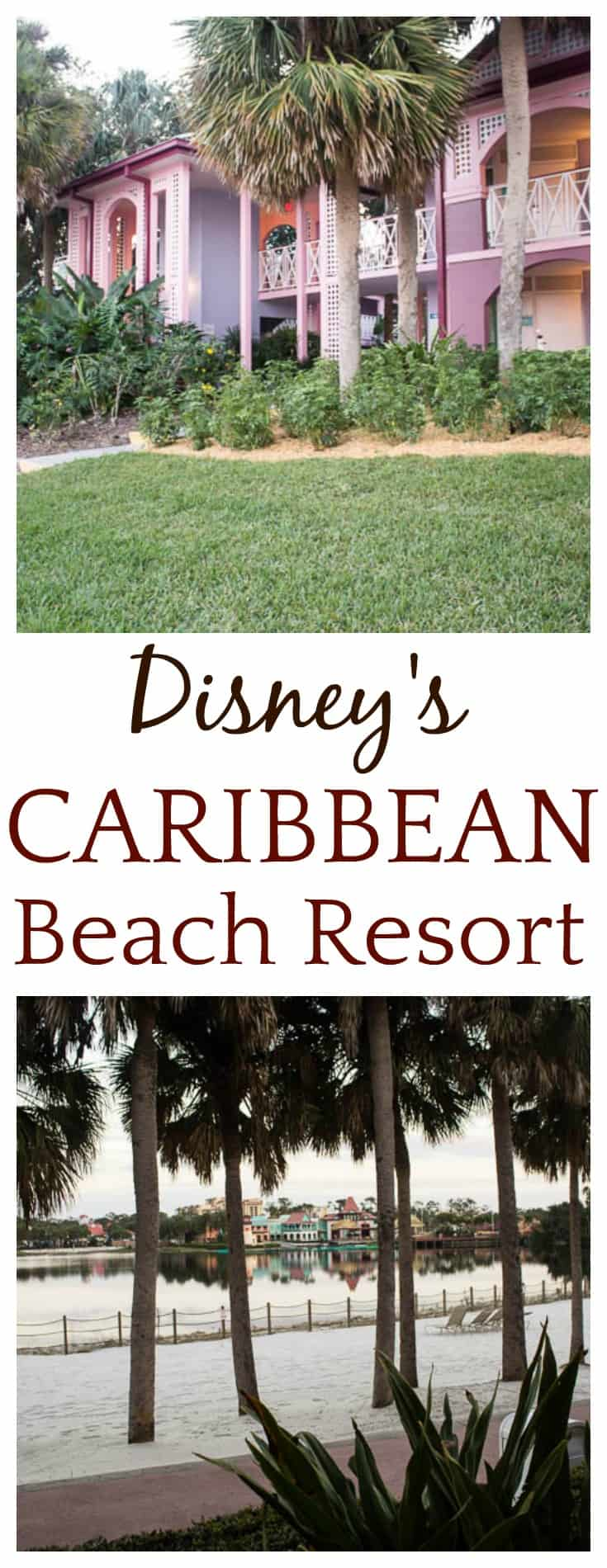 This Disney Caribbean Beach Resort Review is based off of my family's experience during our stay there in November 2017. | #disneyworld #disneycaribbeanbeachresort #caribbeanbeachresort #hotelreview #travel #disneytravel #dlb