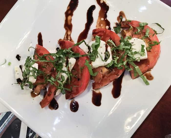 Mama Melrose Fresh Mozzarella and Vine-ripened Tomatoes