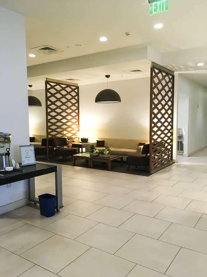 Wilmington Westin Lobby