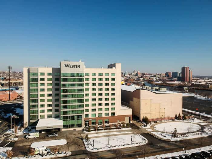 Wilmington Weston Hotel