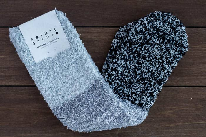 Pointe Studio Aloe Infused Socks