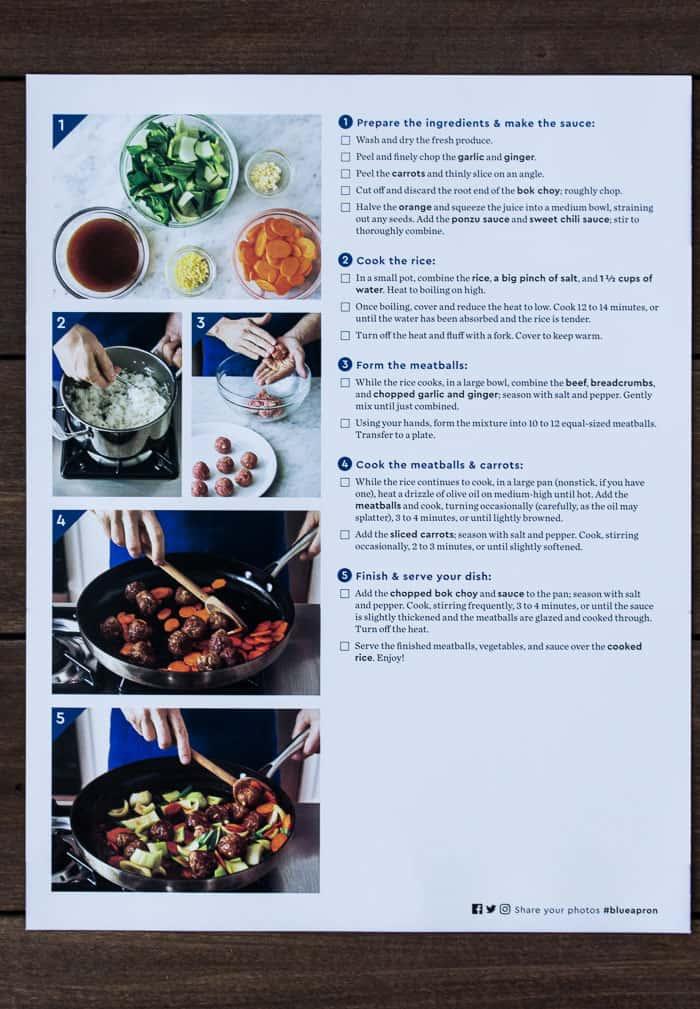 Recipe Instructions for Orange-Glazed Meatballs