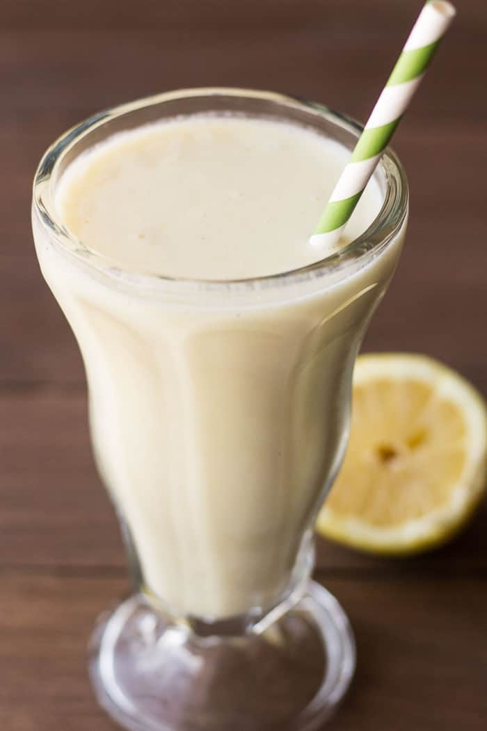Pineapple Lemon Drop Smoothie