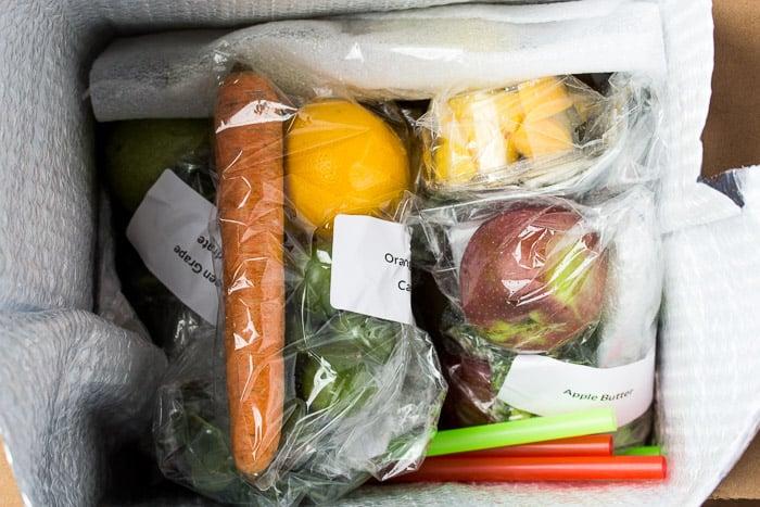 GreenBlender Packaging
