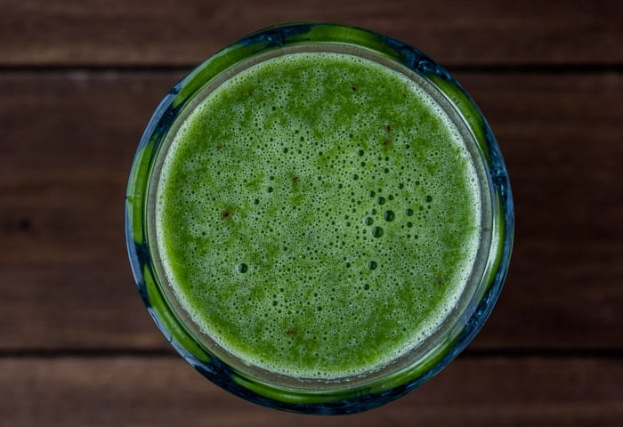 Green with Energy Smoothie