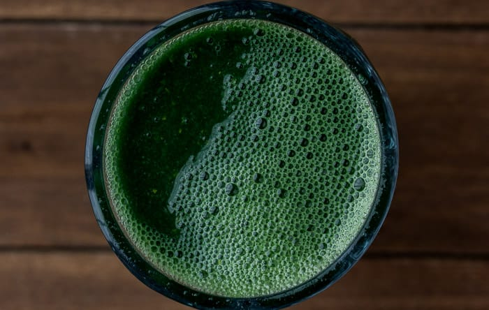 GreenBlender Green Grape Hydrate Smoothie