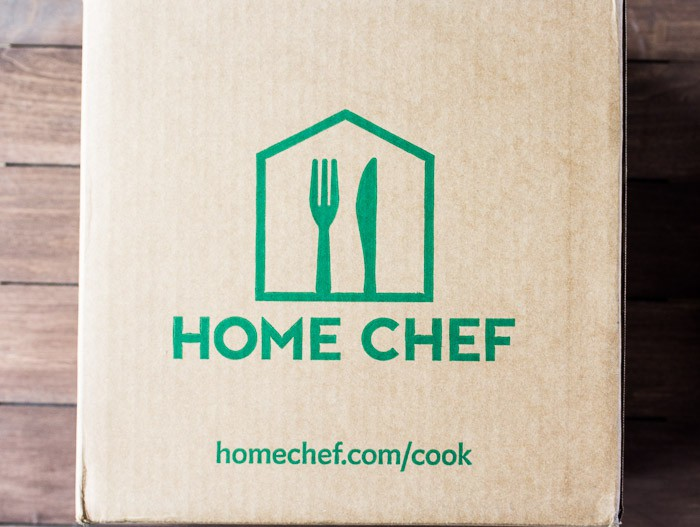 February 2018 Home Chef Review Box