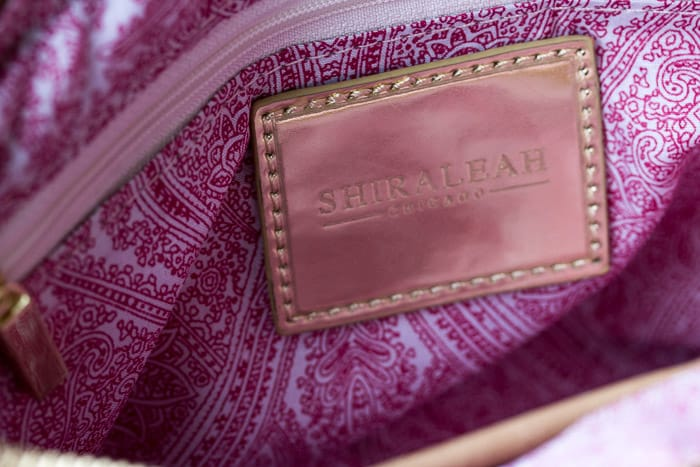 Inside of the Stitch Fix Shiraleah Jesse Crossbody Bag