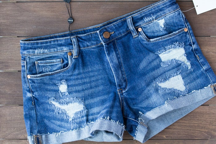 Trunk Club BLANKNYC Boyfriend Denim Shorts
