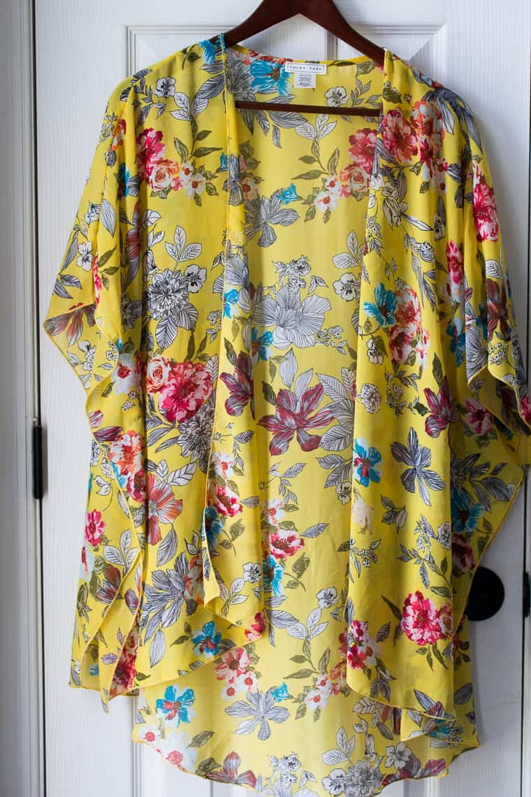 Spring 2018 Stitch Fix Emory Park Caley Open Kimono #ad #stitchfix #stitchfixreview #2018stitchfix #springfashion #summerfashion