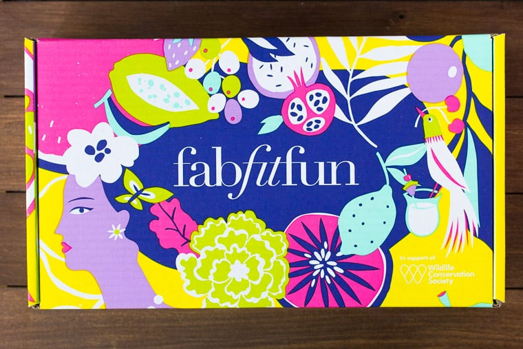 The Summer 2018 FabFitFun Box