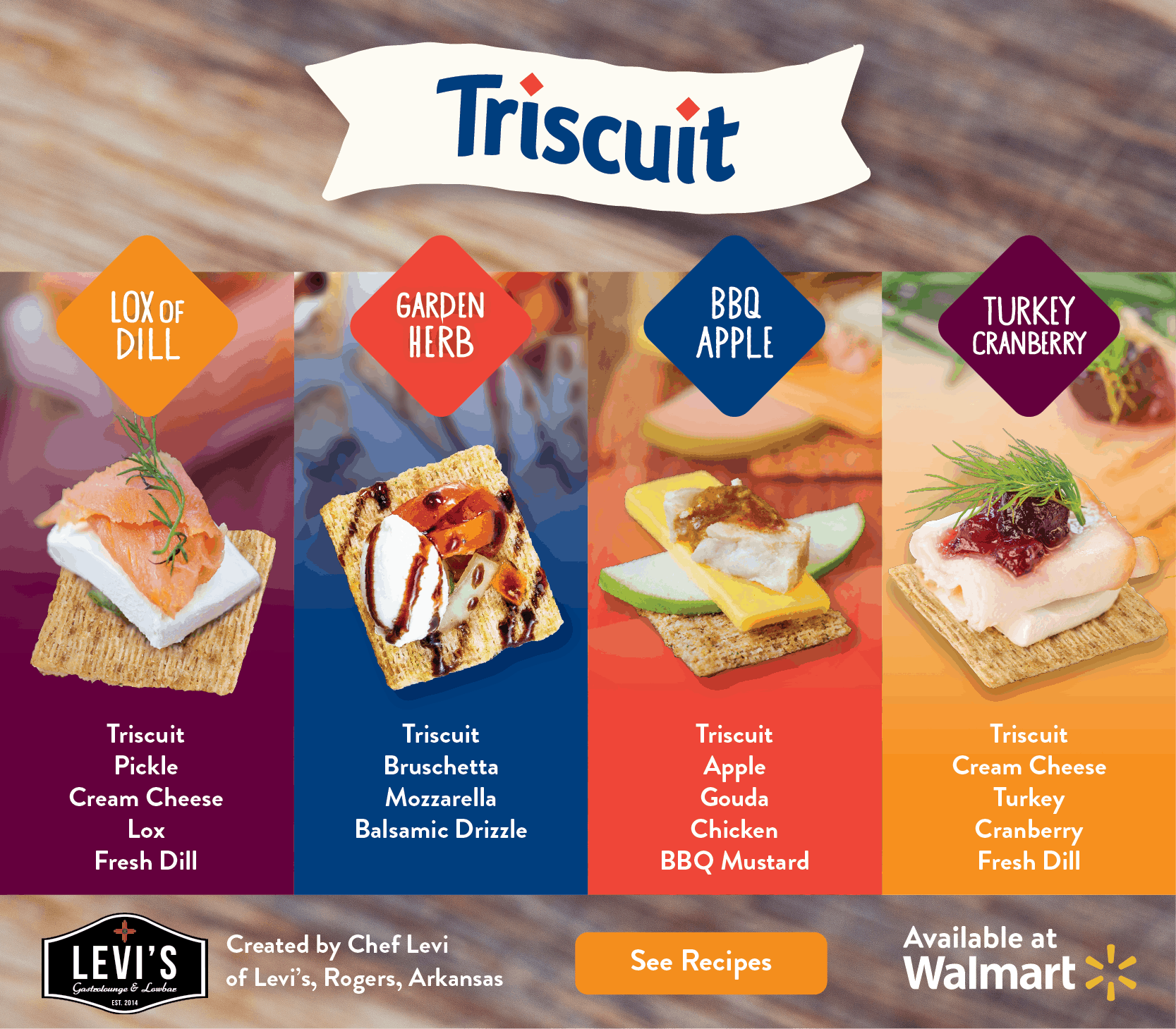 Triscuit Recipe Inspiration
