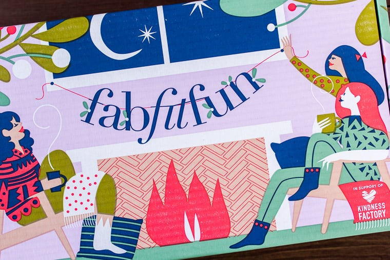 FabFitFun Winter 2018 Review Box