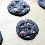 Dark Chocolate Salted Caramel Cookies