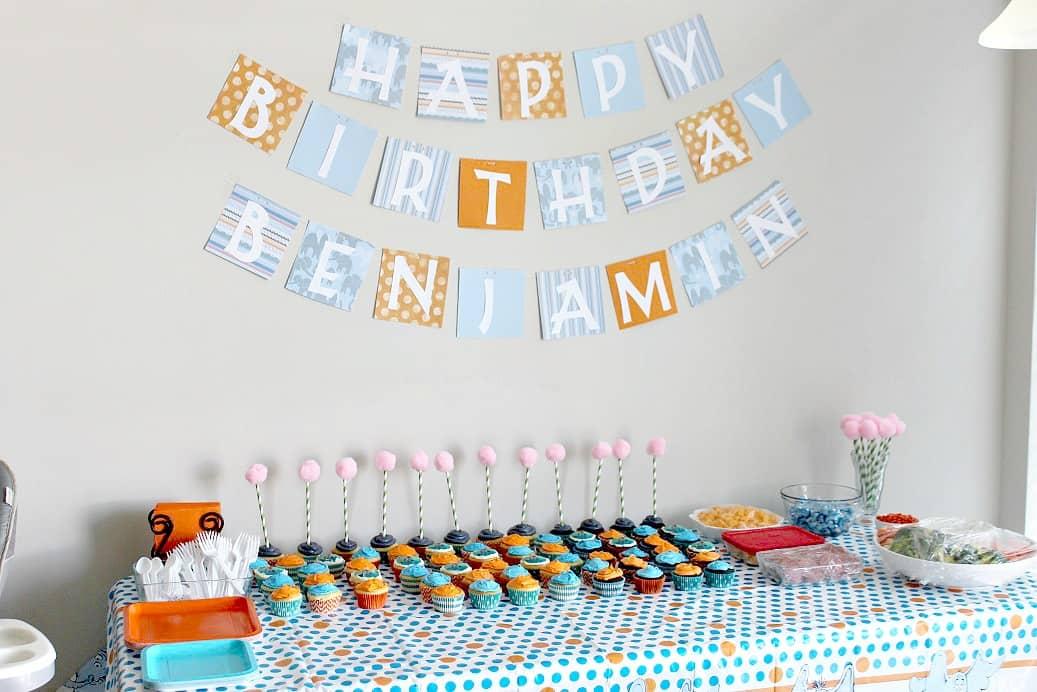 Horton Hears a Who Birthday Party