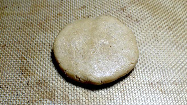 Homemade Peanut Butter Teething Cookies