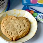 Homemade Peanut Butter Teething Cookies