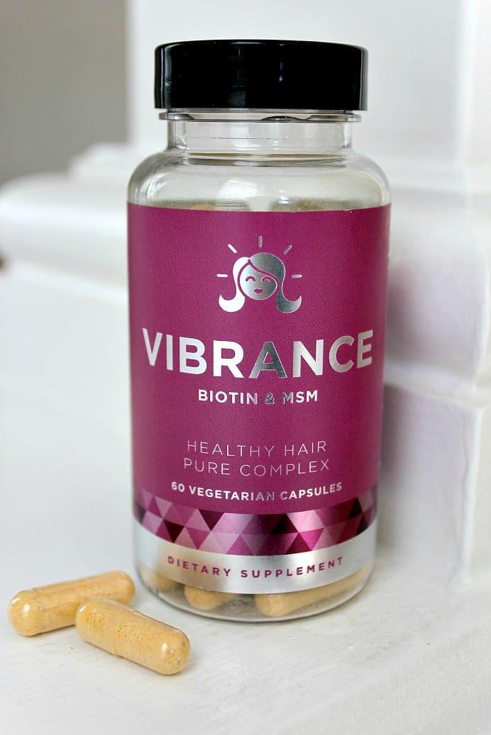 Vibrance Healthy Hair Complex Vitamins