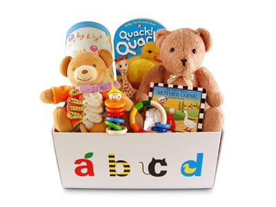 Incredibundles.com Baby Gifts + $50 Gift Card Giveaway