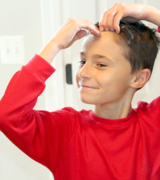 Boys Easy 5-Minute Hairstyle