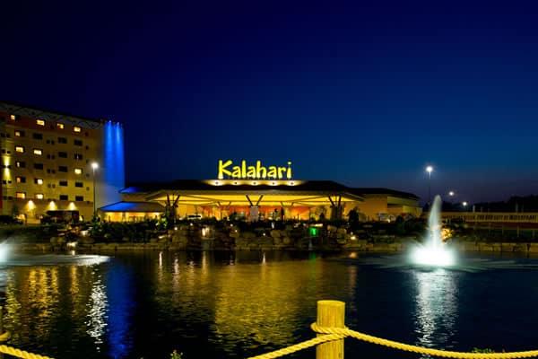 Kalahari Resorts Poconos