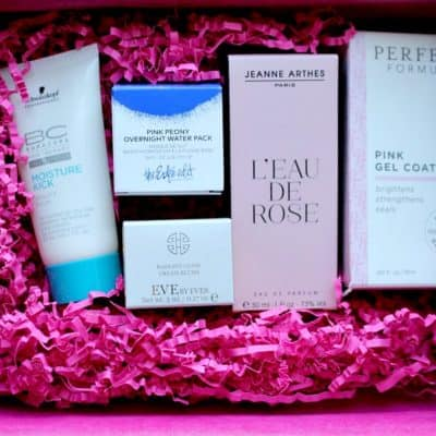 February 2017 Glossybox Products