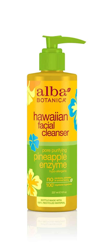 Alba Botanica Hawaiian Facial Cleanser