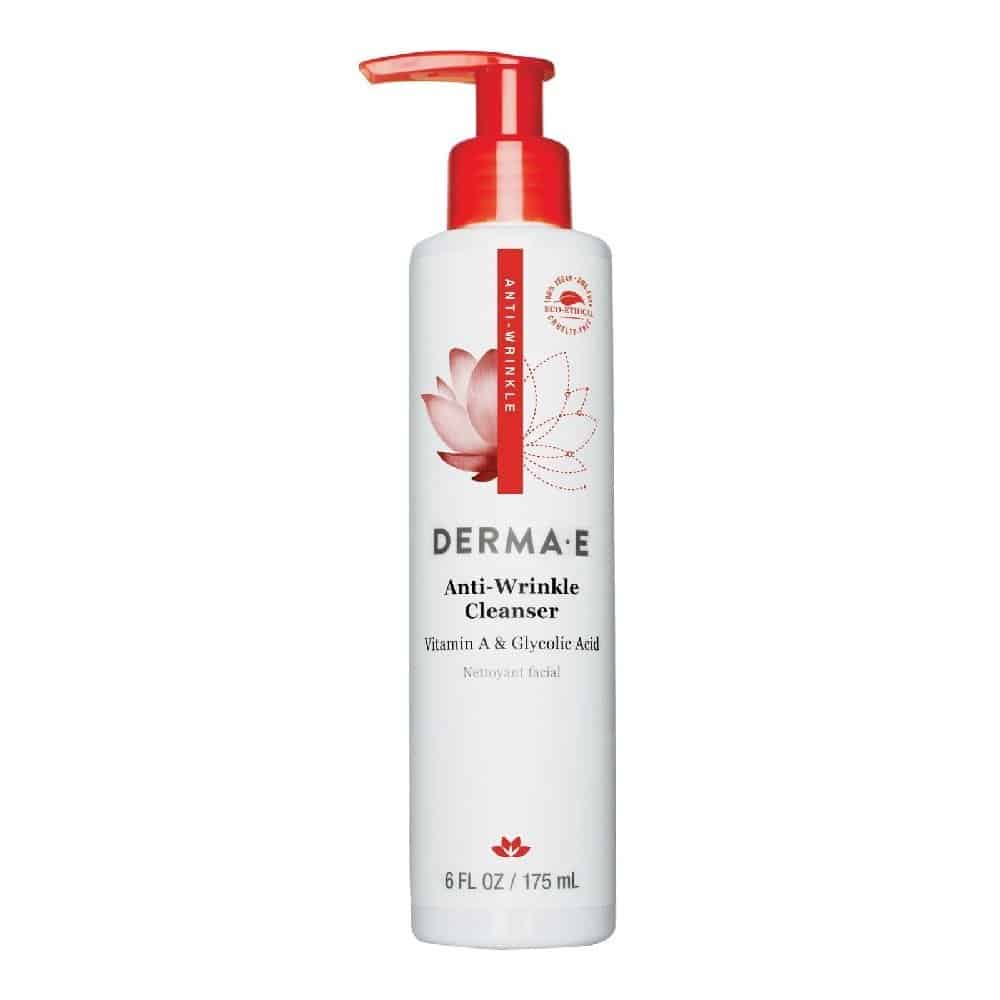 Derma E Vitamin A Glycolic Acid Natural Cleanser